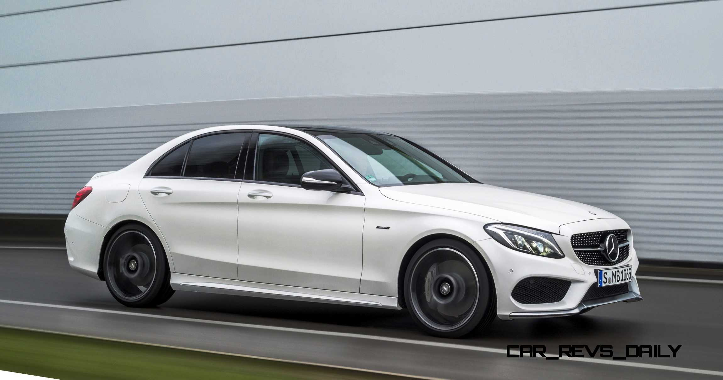 2015 mercedes benz c450 amg 4matic for Mercedes benz c450 amg review