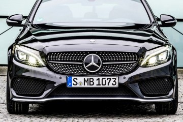 4.9s, 362HP 2015 Mercedes-Benz C450 AMG 4Matic Sportier, Faster than C400