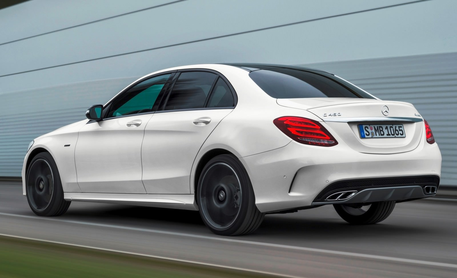 2015 mercedes benz c450 amg 4matic for The new mercedes benz 2015