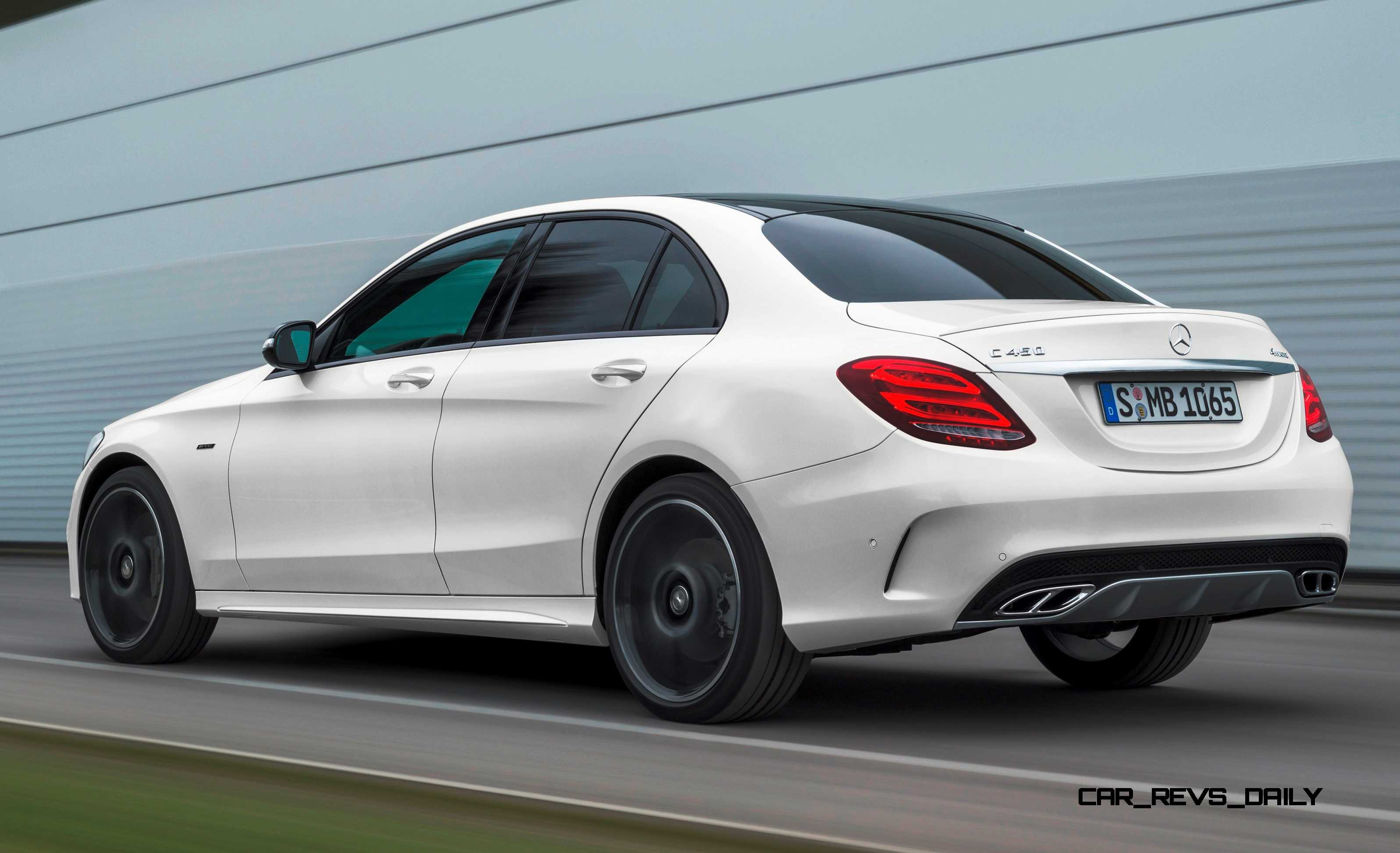 2015 mercedes benz c450 amg 4matic for What does 4matic mean on the mercedes benz