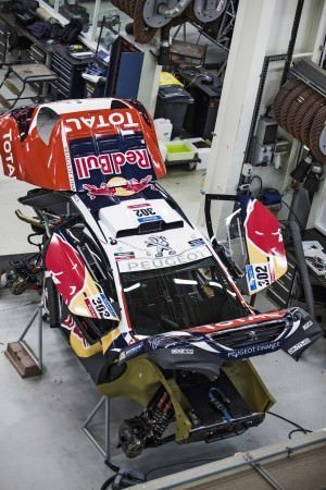 Team Peugeot Total - Lifestyle