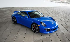 2015 Porsche 911 GTS Club Coupe 1