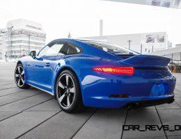 2015 Porsche 911 GTS Club Coupe Scores Widebody + SportDesign Package