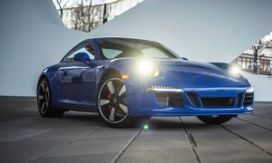 2015 Porsche 911 GTS Club Coupe 8