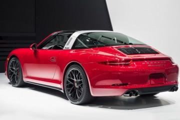 2015 Porsche 911 Targa 4 GTS 12