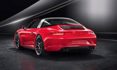 2015 Porsche 911 Targa 4 GTS 45