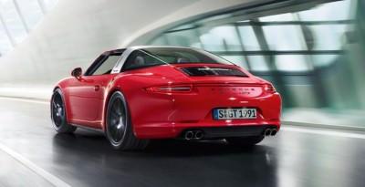 2015 Porsche 911 Targa 4 GTS 50