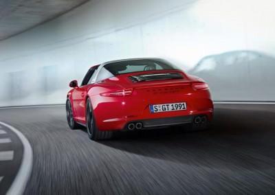 2015 Porsche 911 Targa 4 GTS 54