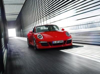 2015 Porsche 911 Targa 4 GTS 55
