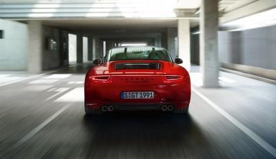 2015 Porsche 911 Targa 4 GTS 63