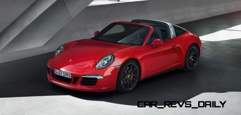 2015 Porsche 911 Targa 4 GTS 68