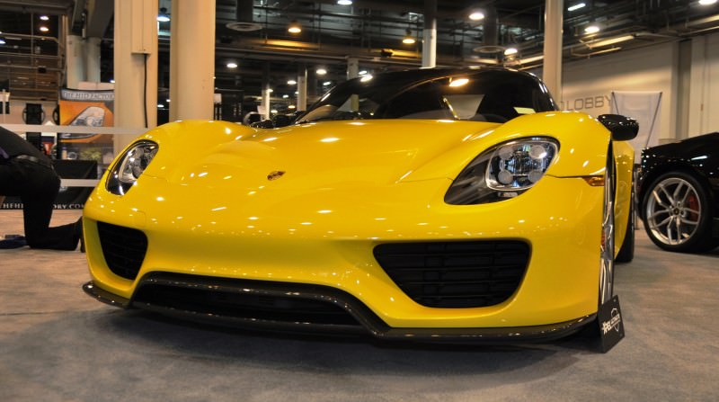 2015 Porsche 918 Spyder Weissach Package with XPEL Paint Protection 18