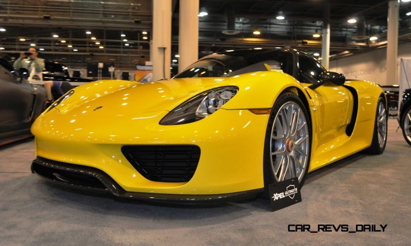 2015 Porsche 918 Spyder Weissach Package with XPEL Paint Protection 20