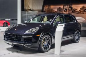 2015 Porsche Cayenne Turbo S 1