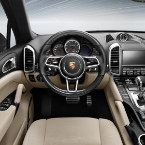 2015 Porsche Cayenne Turbo S 5
