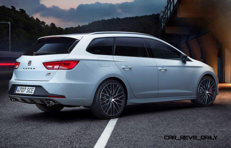 2015 SEAT Leon ST Cupra Dynamic Grey 1 copy