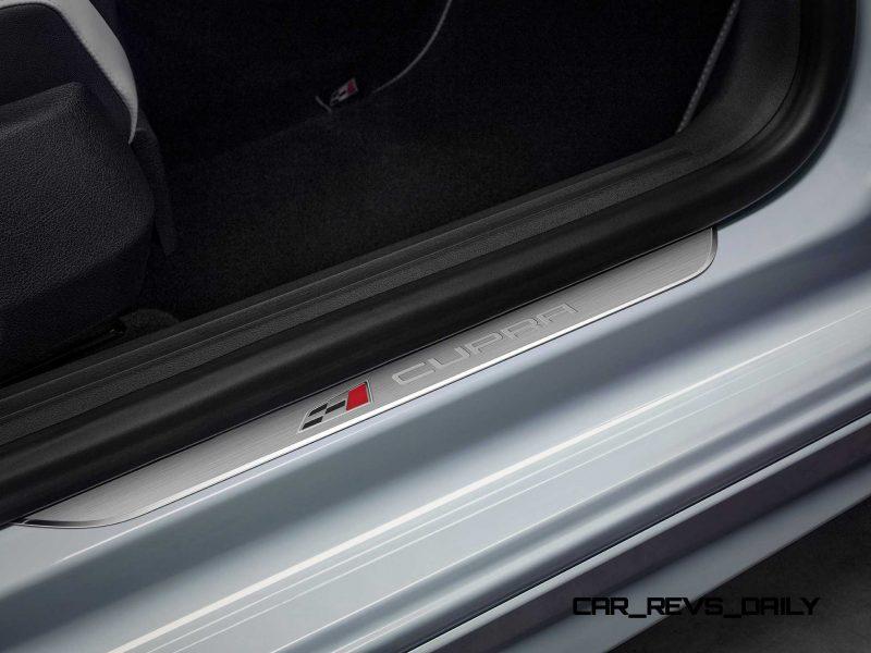 2015 SEAT Leon ST Cupra Dynamic Grey 10