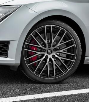 2015 SEAT Leon ST Cupra Dynamic Grey 12