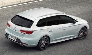 2015 SEAT Leon ST Cupra Dynamic Grey 6