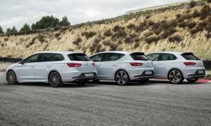 2015 SEAT Leon ST Cupra Dynamic Grey 8
