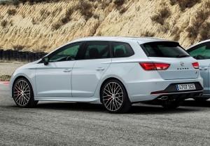 2015 SEAT Leon ST Cupra Dynamic Grey 8 - Copy