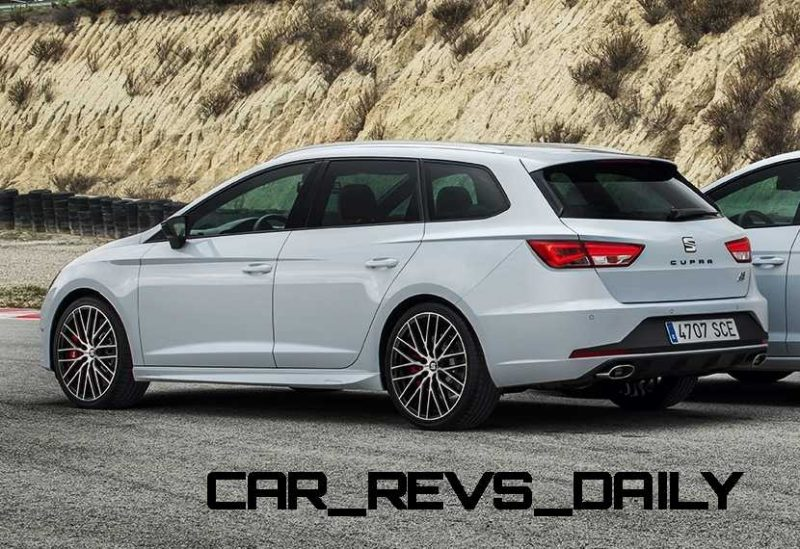 2015 SEAT Leon ST Cupra Dynamic Grey 8-crop