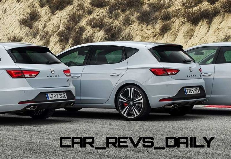 2015 SEAT Leon ST Cupra Dynamic Grey 8-crop1