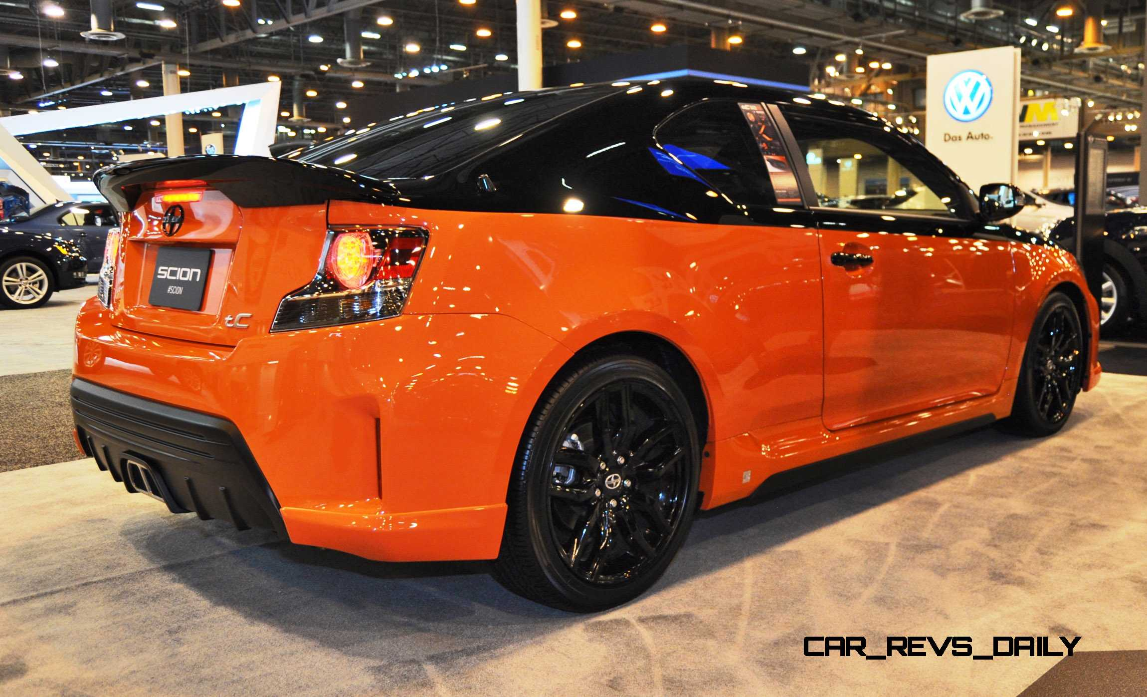 2015 Scion tC Release Series 9.0 1