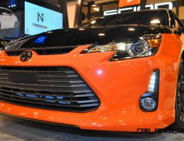 Updated With Real-Life Photos! 2015 Scion tC RS9 – Showcar Style In Showrooms From $24k
