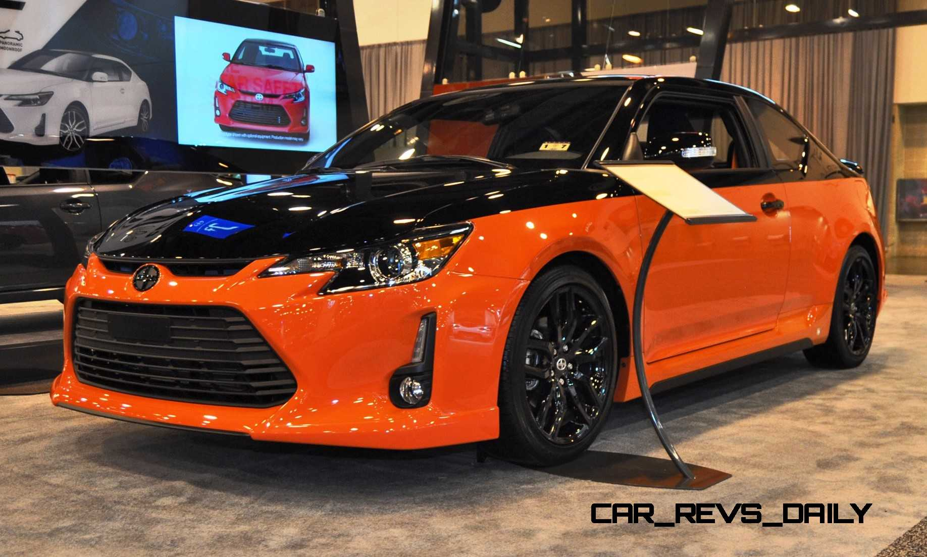 2015 scion tc rs9. Black Bedroom Furniture Sets. Home Design Ideas