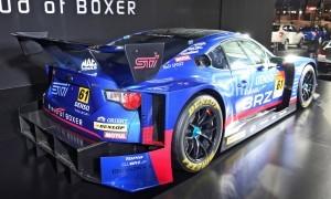2015 Subaru BRZ GT300 11