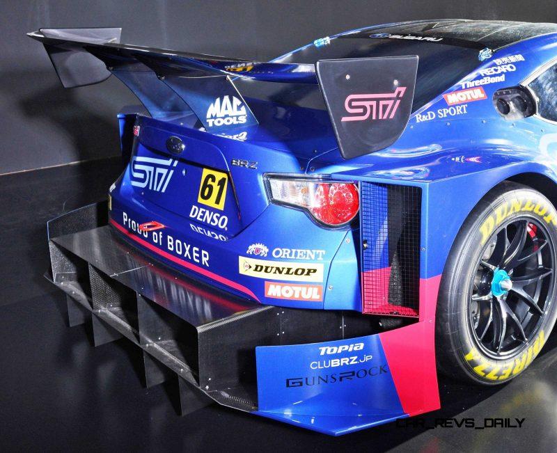 2015 Subaru BRZ GT300 3