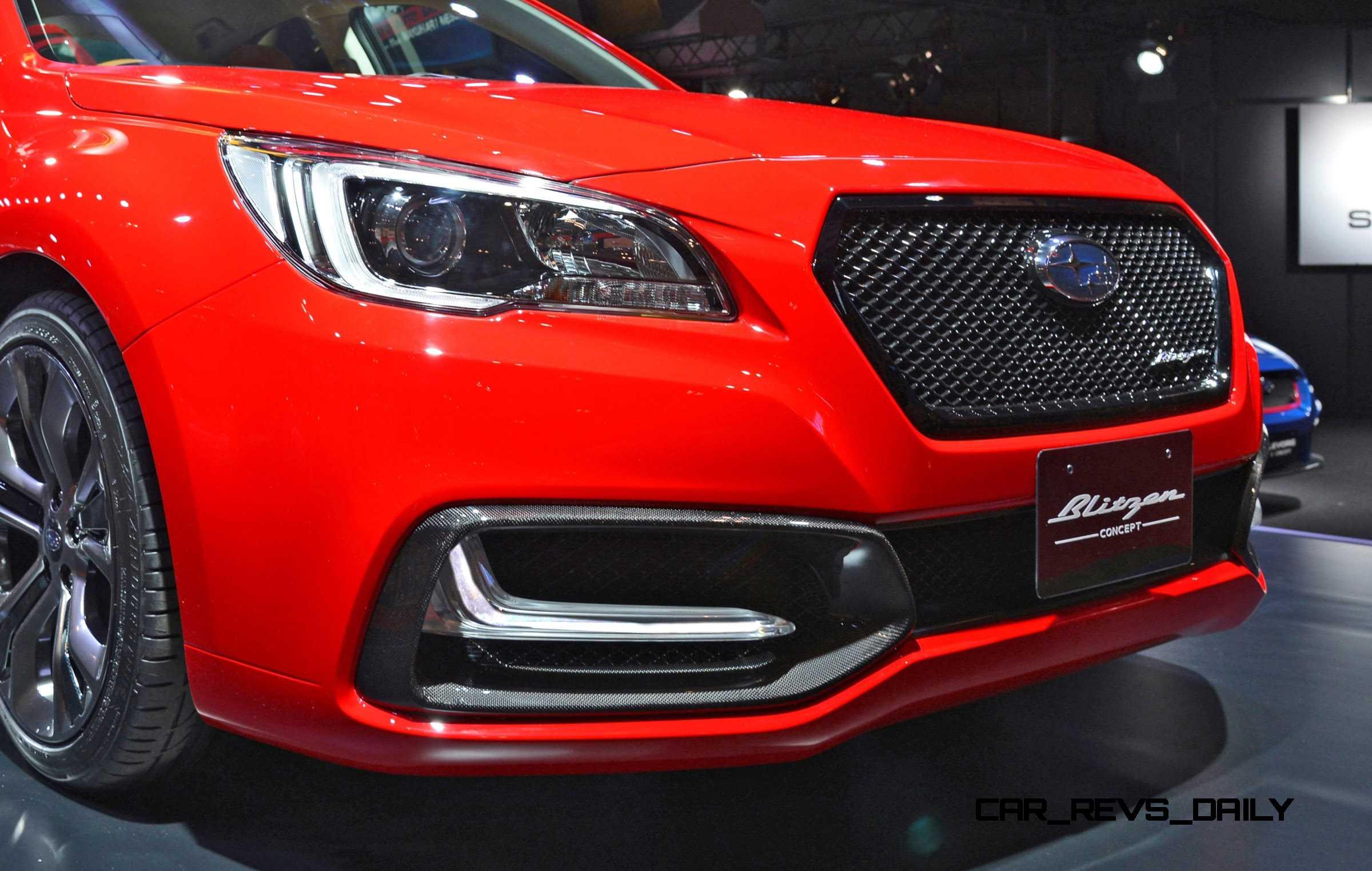 2015 Subaru Legacy B4 Blitzen