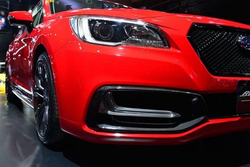 2015 Subaru Legacy B4 BLITZEN Concept 17