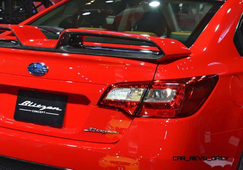 2015 Subaru Legacy B4 BLITZEN Concept 5 copy
