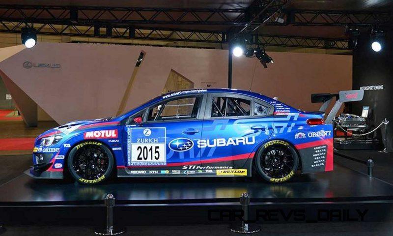 2015 Subaru WRX STi NBR Challenge 10