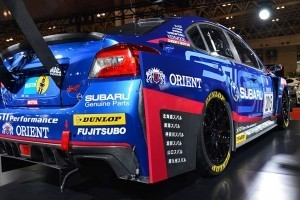2015 Subaru WRX STi NBR Challenge 12