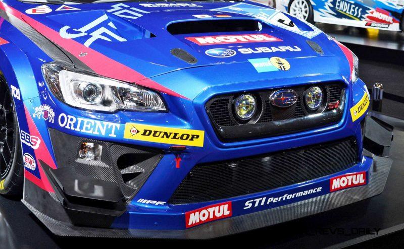 2015 Subaru WRX STi NBR Challenge 2