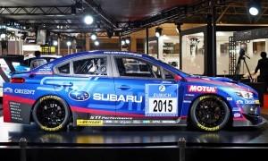 2015 Subaru WRX STi NBR Challenge 5