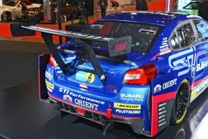 2015 Subaru WRX STi NBR Challenge 6