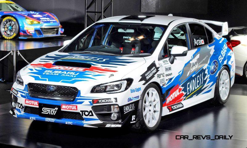 2015 Subaru WRX STi Rally Racecars 1 copy