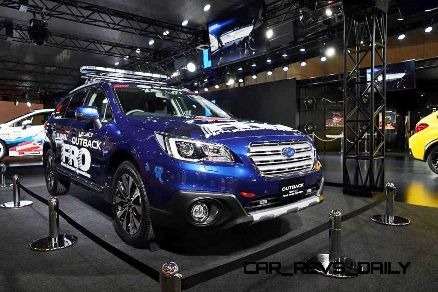 Used Subaru Wrx Sti >> 2015 Subaru WRX STi Rally Racecars