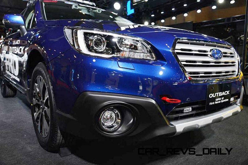 2015 Subaru WRX STi Rally Racecars 16