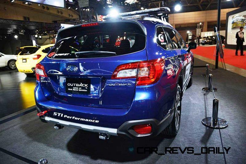 2015 Subaru WRX STi Rally Racecars 18