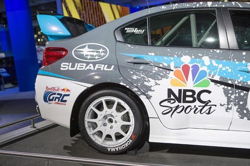 2015 Subaru WRX STi Rally Racecars 20