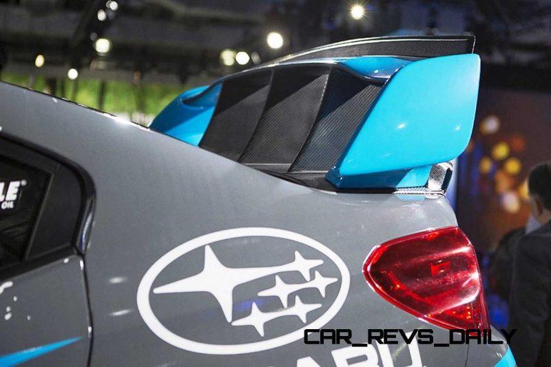2015 Subaru WRX STi Rally Racecars 22