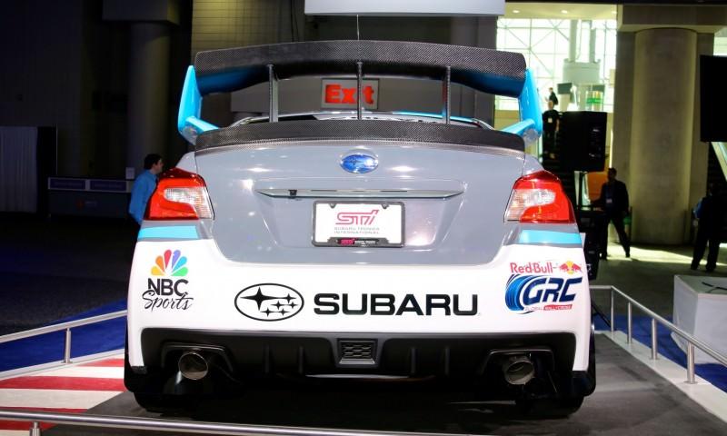 2015 Subaru WRX STi Rally Racecars 27