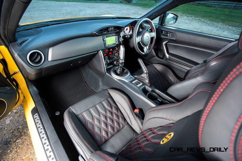 2015 Toyota GT86 Giallo 19