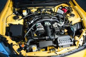 2015 Toyota GT86 Giallo 22