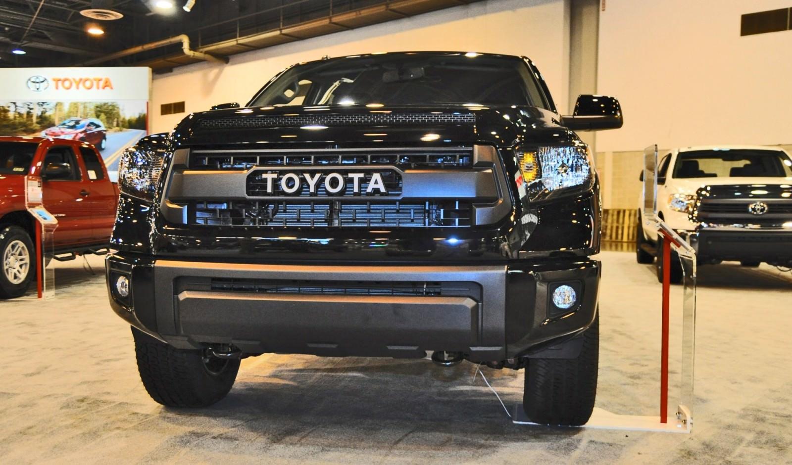 Houston Toyota Dealers >> 2015 Toyota Tundra TRD Pro